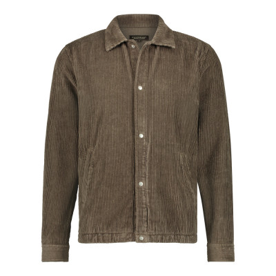 Modern-Classics-overshirt-in-corduroy---sepia-plain