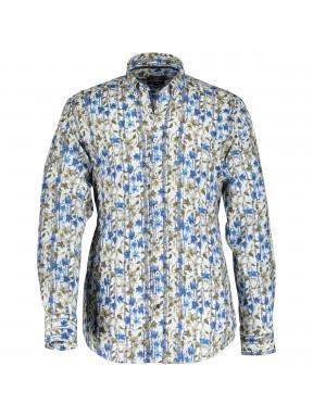 Shirt-with-a-leaf-print