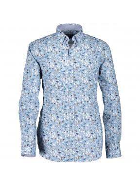 Hemd,-Baumwoll-Stretch