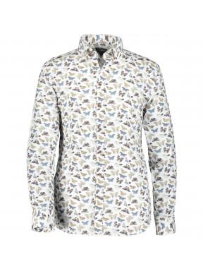 Hemd,-Schmetterlingsdruck