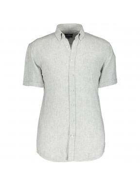 Hemd,-Leinen-Mix
