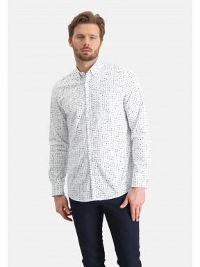 Shirt-with-a-print-all-over---light-bleu/cobalt