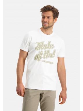 T-Shirt-Crew-Neck-Plain---white-plain