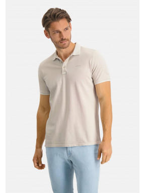Poloshirt,-Piqué,-regular-fit---hellbeige-uni