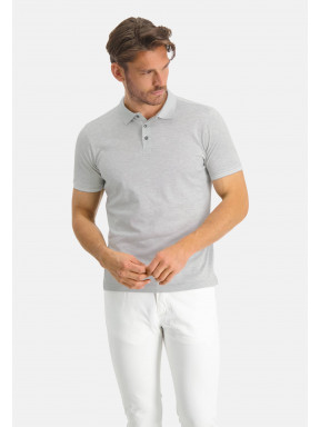 Modern-Classics-polo-with-modern-fit---lightgrey/greige