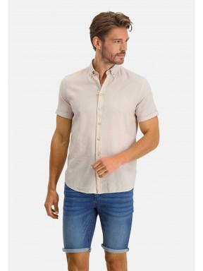 Shirt-Plain---cream-plain