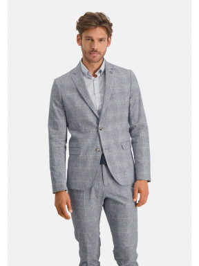 Blazer-made-of-linen-blend