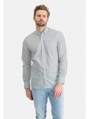 Shirt-with-graphic-print