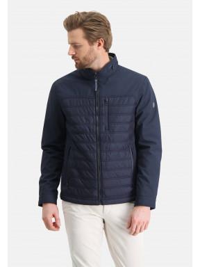 Manteau-à-col-montant