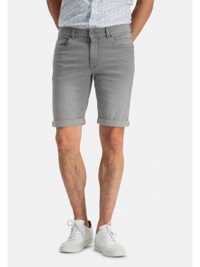 Denim-short-van-stretch-katoen