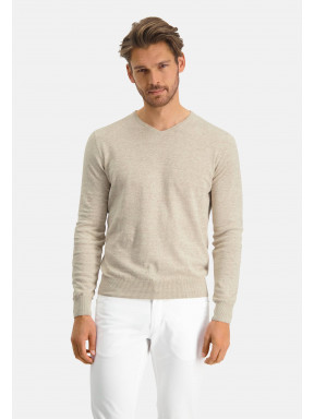 Modern-Classics-jumper-with-V-neck