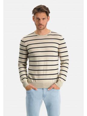 Modern-Classics-striped-jumper