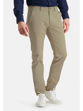 Chino-of-stretch-cotton