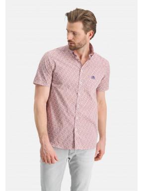 Korte-mouw-overhemd-met-print