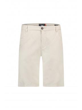 Shorts,-Leinen-Mix