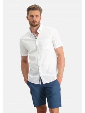 Hemd,-Stretch,-Baumwolle