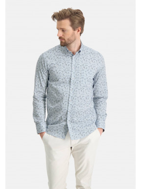 Stretch-shirt-made-of-cotton