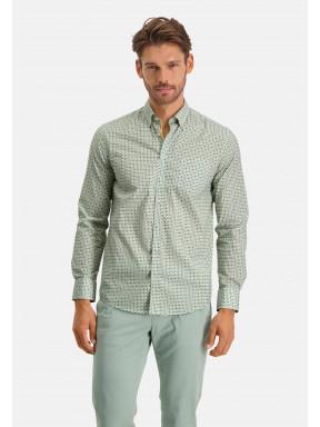 Lange-mouw-overhemd-met-print