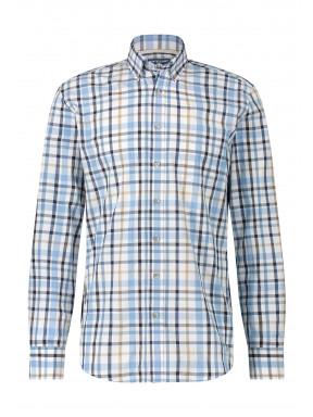 Geruit-overhemd-met-regular-fit