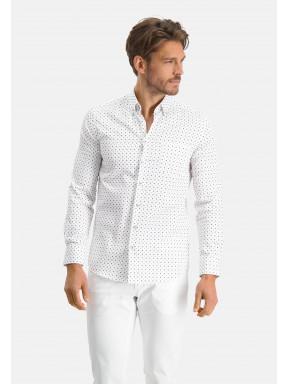 Modern-Classics-chemise-à-modern-fit