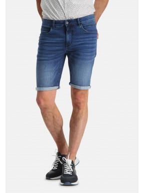 Shorts,-Denim,-Baumwolle