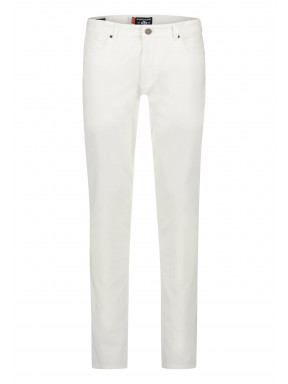 Pantalon-stretch-à-regular-fit