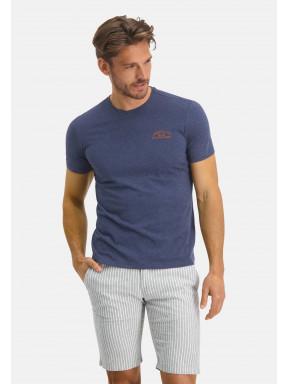T-shirt-en-coton-à-artwork