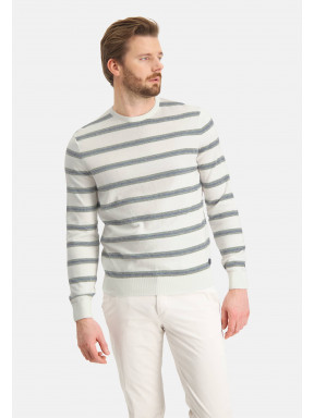 Jumper-made-of-cotton