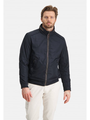 Jacket-with-padded-parts