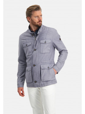 Manteau-mi-long-à-regular-fit