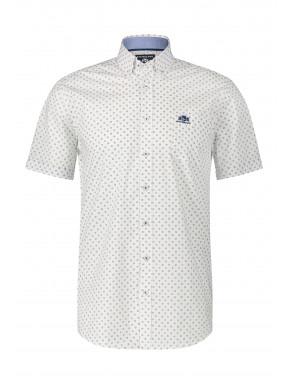 Overhemd-met-korte-mouwen-en-regular-fit