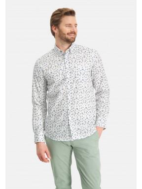 Poplin-overhemd-met-borstzak