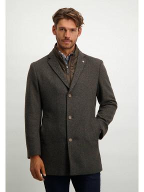 Jacket-Striped---dark-anthracite/silvergrey