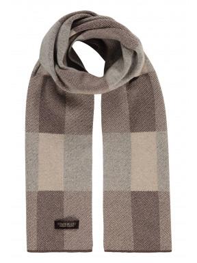 Modern-Classics-sjaal-jacquard---kit/sepia