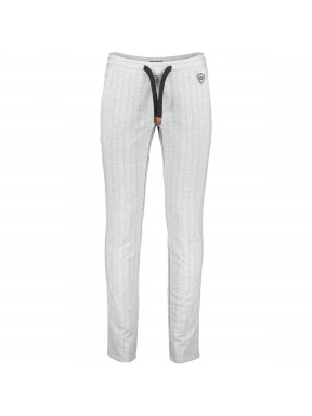 Stretch-chinos-with-elasticated-waistband---mid-grey/cream