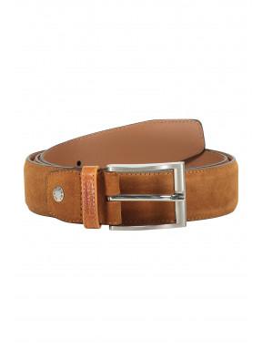 Suede-belt-completely-handmade