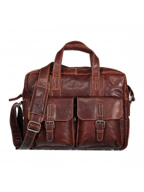 Business-case-of-buffalo-leather