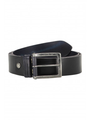 Belt-with-a-tough-nickel-free-buckle---dark-blue-plain