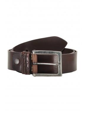 Belt-with-a-tough-nickel-free-buckle---dark-brown-plain