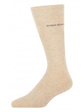Effen-sokken-van-een-katoenmix---kit-uni