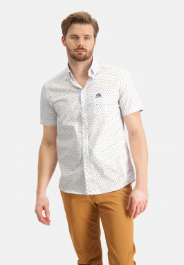 Regular-fit-shirt-with-print