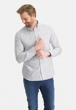 Shirt-made-of-stretch-cotton