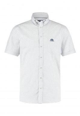 Button-down-overhemd-met-korte-mouw