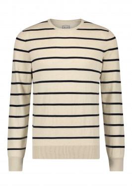 Modern-Classics-striped-pullover