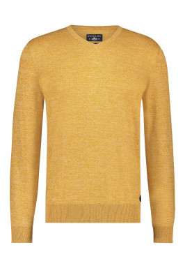 Pullover-of-cotton-mouline
