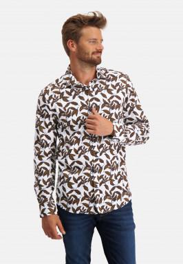 Shirt-with-a-botanic-print
