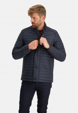 Half-long-jacket-with-turtle-neck