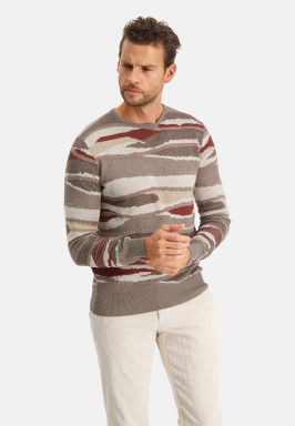 Modern-Classics-pullover-made-of-cotton