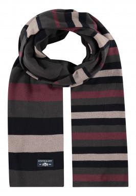 Dubbelgebreide-sjaal-met-strepen