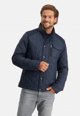 Manteau-court-à-regular-fit